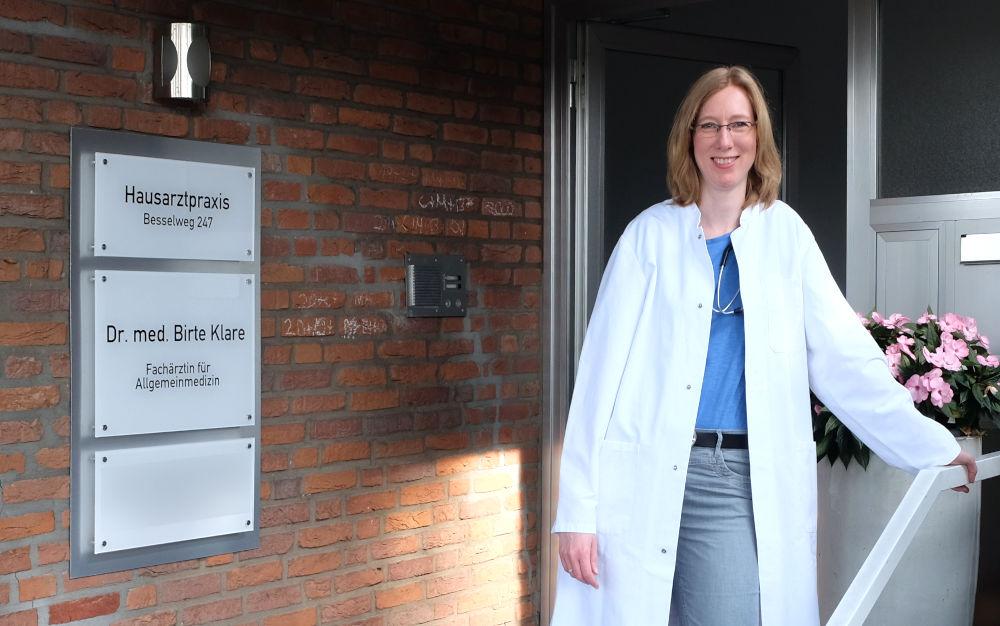 Dr. med. Birte Klare
